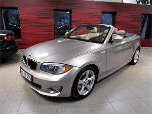 2012 BMW 1-Series 128i Convertible 160$/2sem. TOUT INCLUS!
