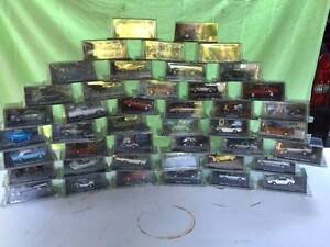 007 James Bond - 42 BOND model cars - unopened boxes + magazines Doonan Noosa Area Preview