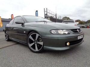 2003 Holden Monaro V2 CV8-R Grey 4 Speed Automatic Coupe Pooraka Salisbury Area Preview