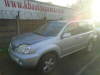 breaking for spares nissan x trail 2.2 dci 2006