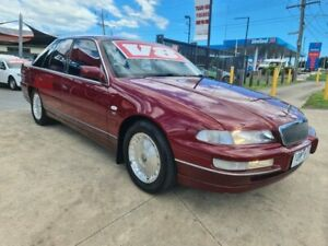 1998 Holden Caprice VSIII 4 Speed Automatic Sedan
