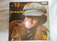 Vinyl LP Got To Be There – Michael Jackson Tamla Motown STML 11205 Stereo 1972