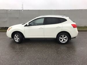2009 Nissan Rogue SL-AWD-LOW KM'S-ROOF!!