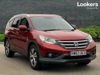 2013 Honda CR-V 2.0 I-Vtec Sr 5Dr Estate Petrol Manual