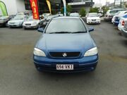 2001 Holden Astra TS CD Blue 4 Speed Automatic Sedan Greenslopes Brisbane South West Preview