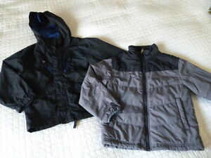 Boys Size 6/7 Gap 3-in-1 Winter Jacket!  Clean and EUC