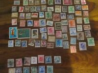 Romanian stamps