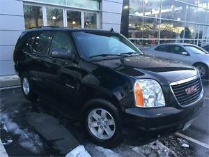 2014 GMC Yukon SLE black, leather, camera, remote start, 4x4