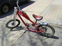 West Coast Chopper Bike