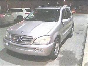 2005 MERCEDES ML 500 4MATIC AWD REDUIT 6880$ 514-817-0095