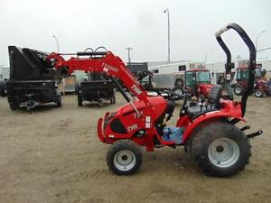 New 2015 TYM 234 Hydrostatic Tractor w/ROPS & Front Loader