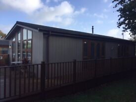 Amazing pre-owned Wessex Summer House Lodge for sale on Devon Hills Holiday Park