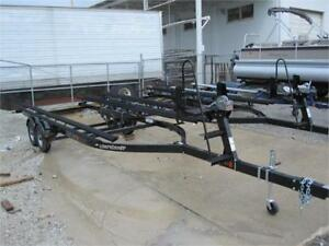 Pontoon Trailer 23'-25' 4700lb Tandem Brakes-Clearance!
