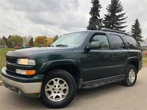 2004 Chevrolet Tahoe Z71 = LEATHER - SUNROOF - DVD