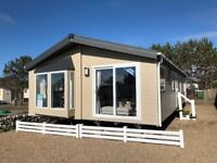 Brand new 2018 lodge in North Wales! Includes 2018 pitch fees!