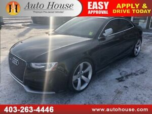 2013 AUDI RS5 NAVIGATION BACKUP CAMERA