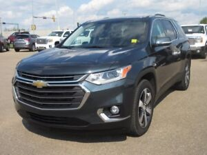2018 Chevrolet Traverse LT Leather. Text 780-205-4934 for more i