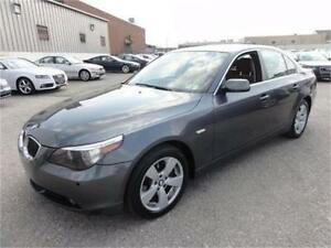 2007 BMW 530XI   **EXECUTIVE PACKAGE**