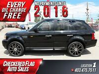2006 Land Rover Range Rover Sport Supercharged W/ AWD-Heated Lea