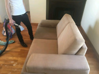 Furniture deep cleaning