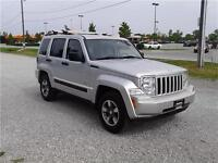 2008 Jeep Liberty Sport 4x4 Trail Rated North Edition-MP3 Player