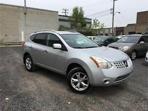 NISSAN ROGUE SL 2010 AUTO/AWD/AC/DÉMARREUR/MAGS/CRUISE CONTROL !