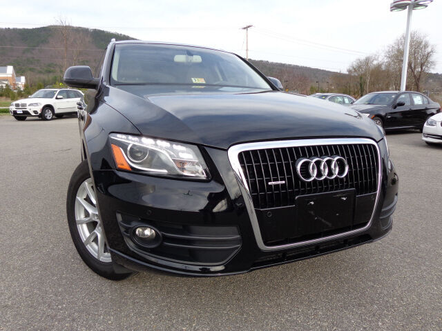 Audi : Q5 3.2L Anti-Theft Device(s) Side Air Bag System Dual Air Bags Fuel Data Display