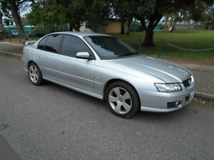 2006 Holden Commodore VZ MY06 SVZ Silver 4 Speed Automatic Sedan Somerton Park Holdfast Bay Preview