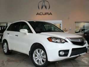 2011 Acura RDX TECHPKG - Heated Leather Seats, Sunroof, Remote S