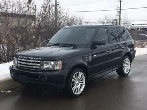 2009 Land Rover Range Rover Sport Supercharged *ACCIDENT FREE*