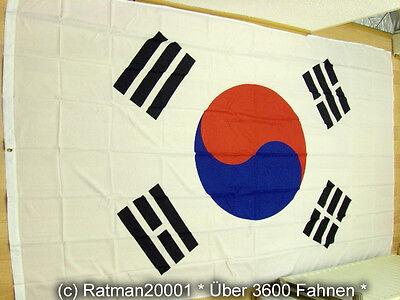 Fahnen Flagge Südkorea - 1 - 150 x 250 cm