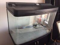 110L Fish Tank + Stand