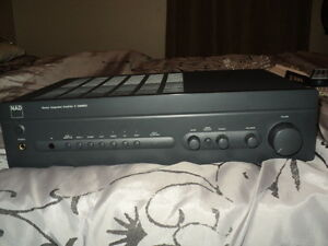 nad c320bee with remote