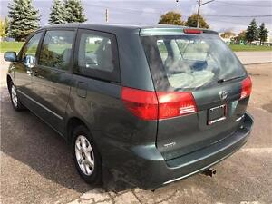 2005 Toyota Sienna! New Brakes! New Timing Belt! Rust Proofed! London Ontario image 2