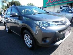 2015 Toyota RAV4 ZSA42R MY14 Upgrade GX (2WD) Grey Continuous Variable Wagon Mount Gravatt Brisbane South East Preview