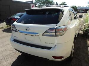2010 Lexus RX 350-AWD ULTRA PREMIUM-NAVI-HEADS UP DISPLAY-DVD