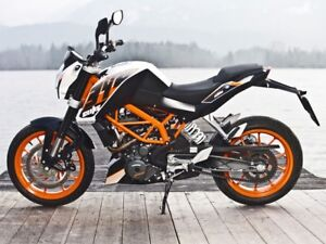 Wanted to buy KTM 390 Duke