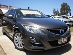 2012 Mazda 6 Grey Semi Auto Noosaville Noosa Area Preview
