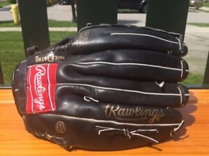 Right Hand Rawling Adult Baseball Glove