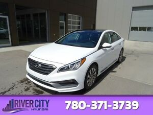 2015 Hyundai Sonata SPORT Heated Seats,  Back-up Cam,  A/C,  Pan
