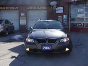 2007 BMW 3 Series 328xi - Wagon/Hatchback, Panoramic Roof and M