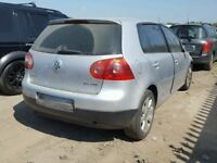 VOLKSWAGEN GOLF MK5 ALL DIESELS BREAKING BXE BKC BKD 2004-2008