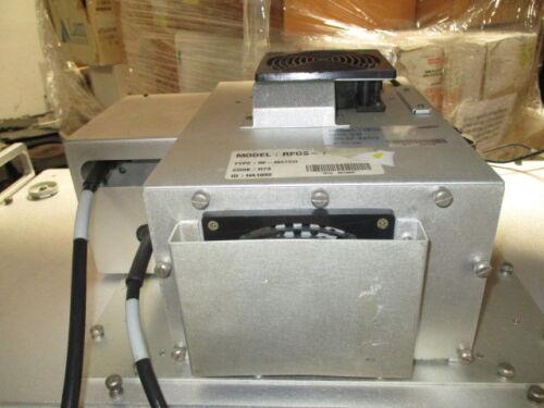 Trazar Rfds-1 Rf Match, 3884-001, Samsung, 24 Vdc, 5 Amp, 553-19900-00, 418887