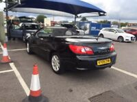 Chrysler sebring convertible full service