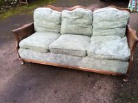 Bergere sofa