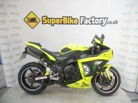 2010 10 YAMAHA R1 YZF BIG BANG