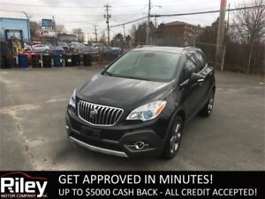 2014 Buick Encore Convenience STARTING AT $155.40 BI-WEEKLY