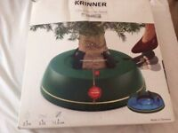 Krinner Christmas Tree Stand - boxed (for trees up to 2.5m)