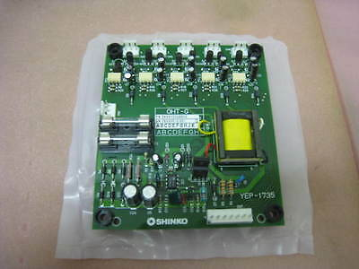 Shinko OHT-G PCB Assy, Asyst 3ASSYC006800, 327875