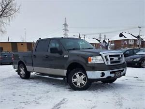 2008 Ford F-150 XLT/4X4/8CYL/AC/MAGS/CRUISE/AUX/GROUP ELECT!!!